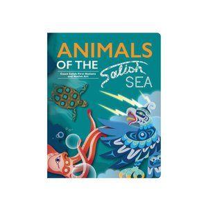 Animals of the Salish Sea - Board Book
